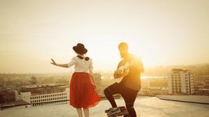Singer/Songwriter für Hochzeit