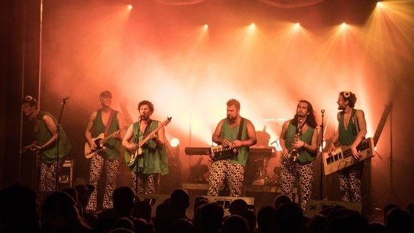The Suns of Shine - Soul Funk Tanzmusik Live Act in Berlin