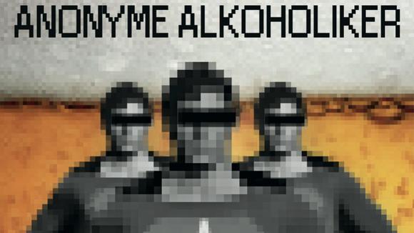 Anonyme Alkoholiker - Rap Live Act in Köln