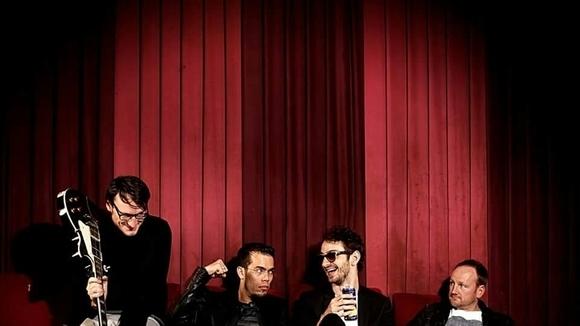 Kopfkinoband - Indie Alternative Pop Rock Indie Live Act in Pfarrkirchen