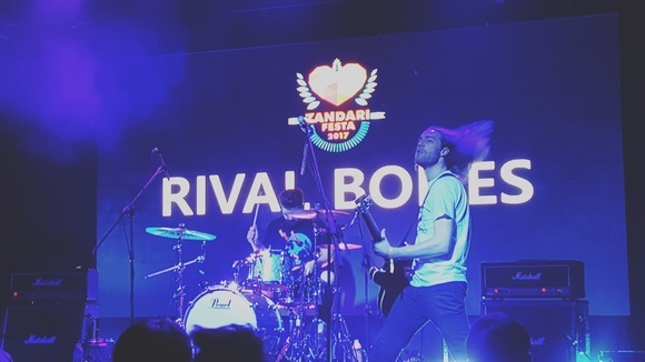 RIVAL BONES - Rock Heavy Rock Hard Rock Alternative Rock Live Act in Liverpool