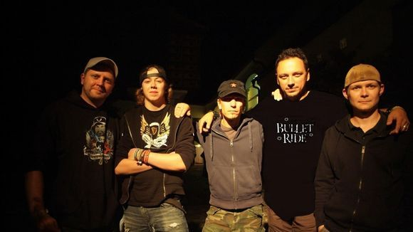 BulletRide - Heavy Metal Live Act in Eisenstadt