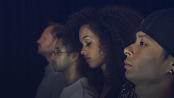 Beezkat - Dance Rap Soul Electro Electronic Live Act in London