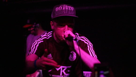 Synikall - Hip Hop Live Act in Birmingham