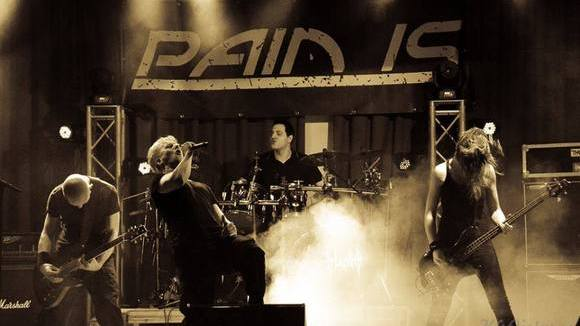 Pain Is - Heavy Metal Live Act in St.Paul