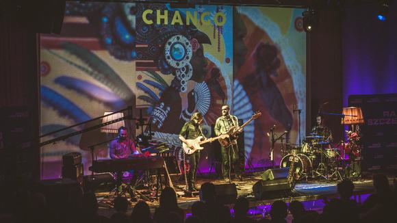 CHANGO - Jazzrock Funk Jazz Fusion Live Act in Szczecin