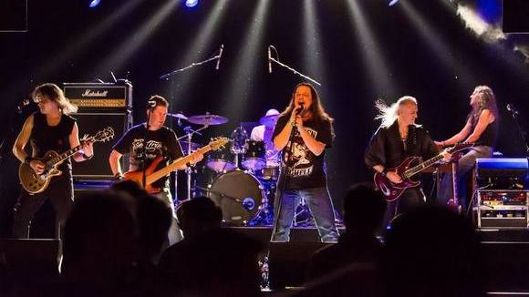 Wildsnake - Rock Melodic Metal Live Act in Luzern