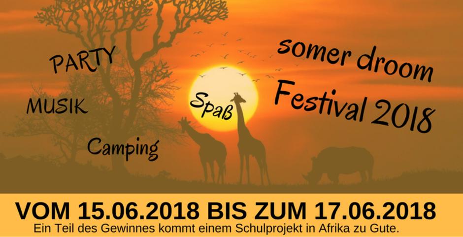 Festival Gelände