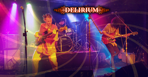 Delirium - Rock Blues Rock Funk Rock Swing Live Act in Sheffield