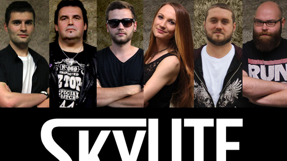 Skylite - Cover Rock Live Act in Nordheim