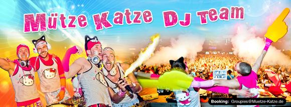 Mütze Katze DJ Team - Pop DJ in Berlin