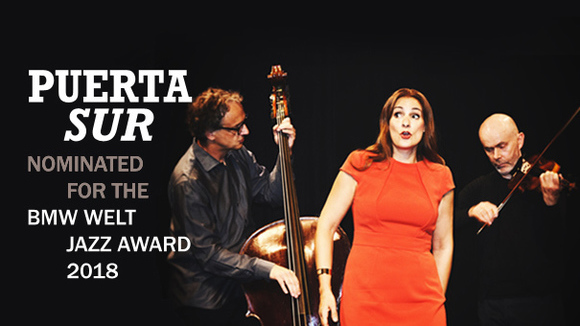 Puerta Sur - Worldmusic Folk Experimental Latin Jazz Live Act in Zürich