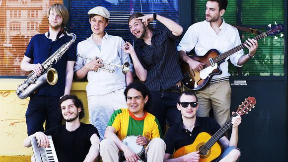 KalimochoSounds - Worldmusic Latin Global Pop Live Act in Berlin