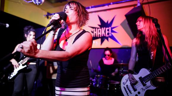 MoonShakers - Garage Rock Rock Live Act in Bilbao