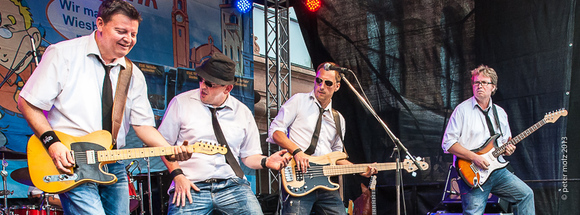 KingMen - Rock Rock 'n' Roll Cover Live Act in Lambsheim