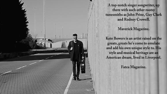 Kete Bowers - Folk Americana Folk Singer/Songwriter Rock Live Act in LIVERPOOL