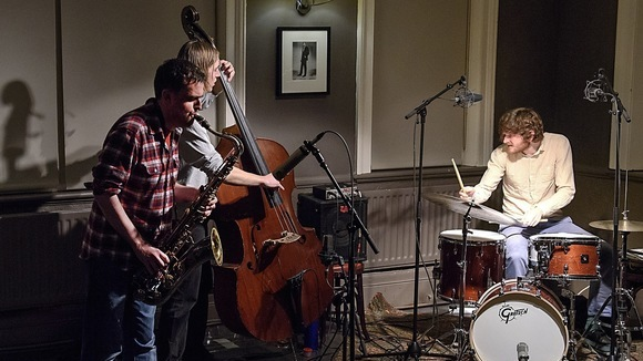 HTrio - Improvisation free jazz Live Act in Manchester