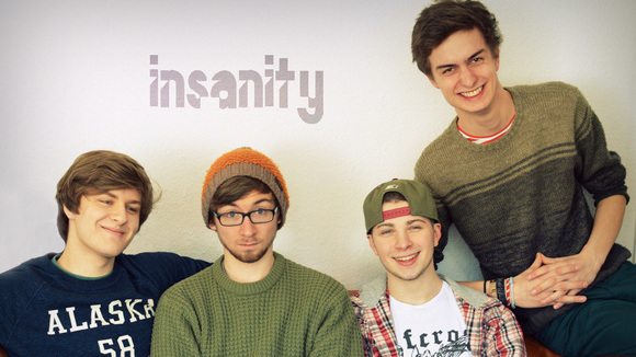 Insanity - Alternative Indie Live Act in Hannover