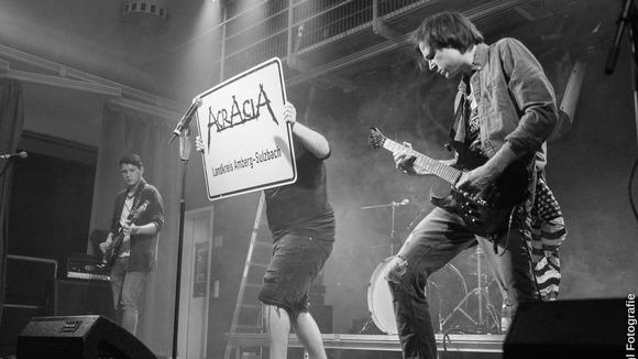 AcrAciA - Hard Rock Heavy Rock Hard Rock Metal Rock Live Act in Amberg