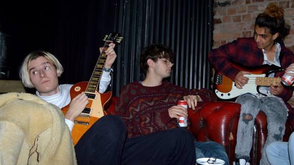 Spilt Milk Society - Indie Indiepop Rock Alternative Rock Indie Live Act in Wolverhampton