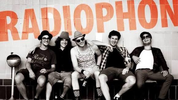 Radiophon  - Rock Funk Ska Live Act in Dresden