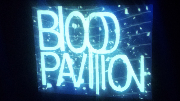 Blood Pavilion - Electronica Industrial Live Act in Tallinn