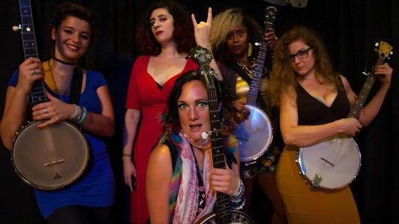 Dana Immanuel & the Stolen Band - Americana Americana Blues Rock Alt-Country Live Act in London