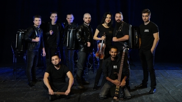 CONCERTINOband - Worldmusic Classical Crossover Klassik Jazz Crossover Live Act in Lyss