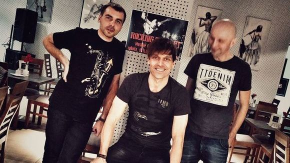 Adam Zielewski - Rock Alternative Liveact  Rock 'n' Roll Rock Live Act in Warsaw