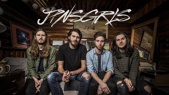 JPNSGRLS - Alternative Rock Pop Post-Punk Rock Indie Live Act in Vancouver