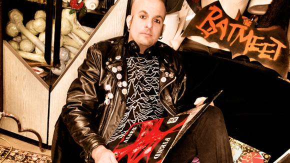DJ TOM-I - New Wave Post-Punk Punk DJ in  zürich