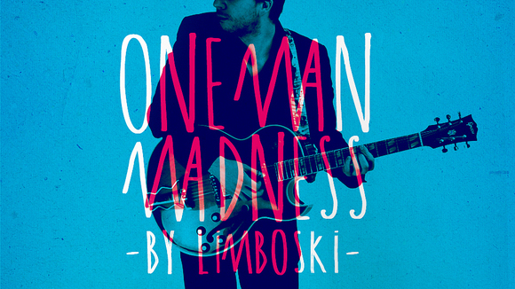 ONE MAN MADNESS - Solo Blues Rhythm & Blues (R&B) Melodic Live Act in CRACOW
