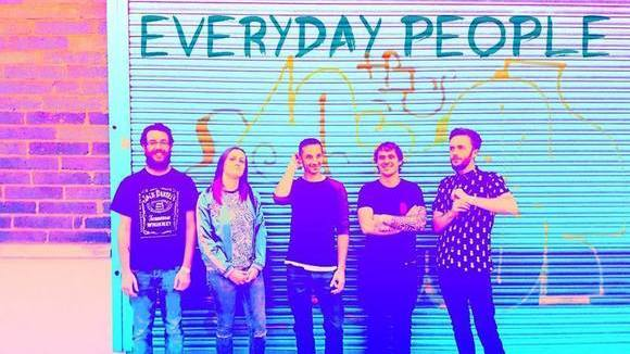 Everyday People - Funk Pop Electro Reggae Alternative Funk Live Act in Grimsby