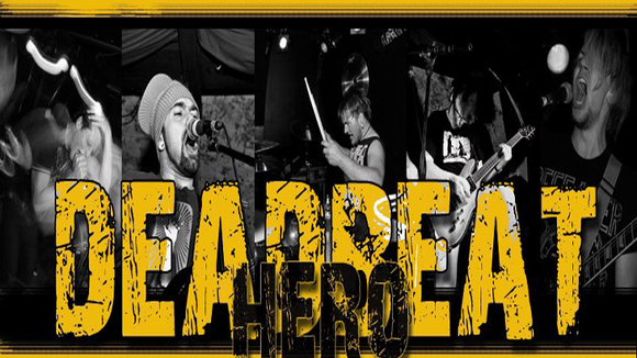 Deadbeat Hero - Rock Hardcore post hardcore Live Act in Hof