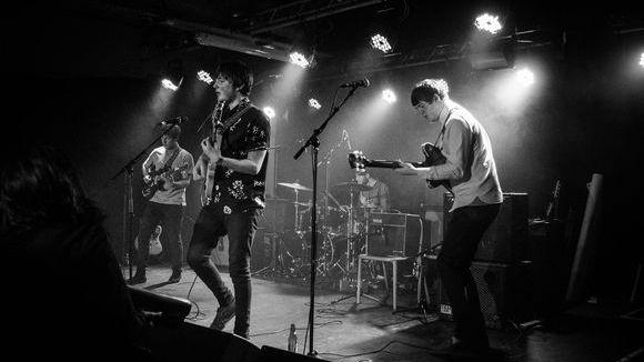 Ryan Jarvis - Indiepop Indiepop Pop Melodic Post Indie Live Act in Manchester