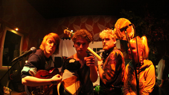 The Drakes - Alternative Garage Rock Indie Live Act in