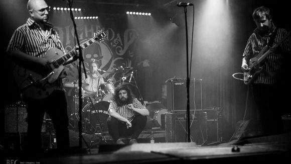 The 99 Degree - Garage Rock Psychobilly Psychedelic Garage Rock Surf Live Act in Manchester