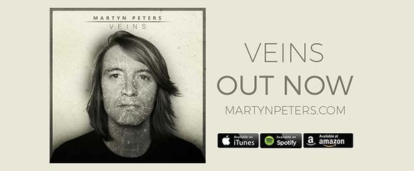 Martyn Peters - Singer/Songwriter Singer/Songwriter Indiepop Rock Indie Live Act in London