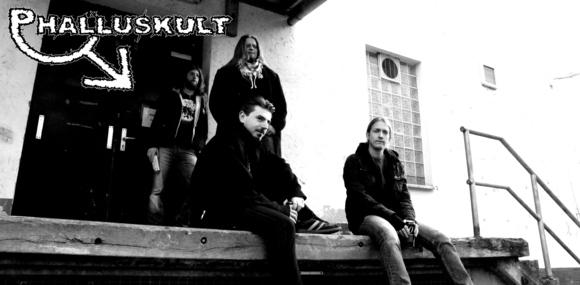 Phalluskult - Death Metal Grindcore Live Act in Coburg