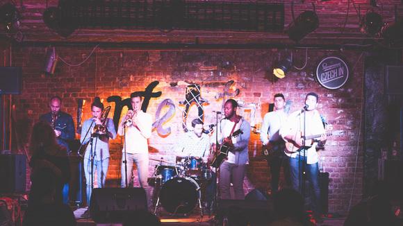 Silvastrain - Neo Soul Folk Funk Jazz Reggae Live Act in London