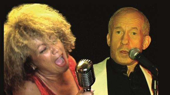 Joe Cocker and Tina Turner feeling