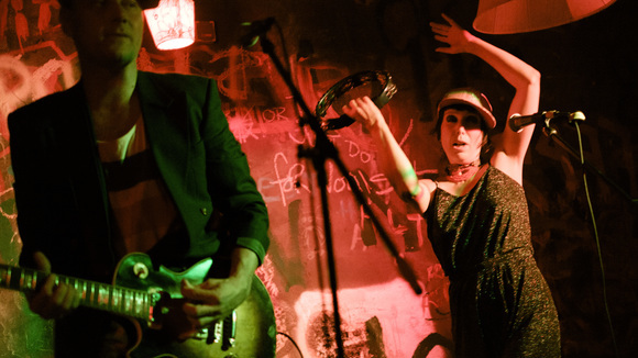 Montag Mania - Psychedelia Dance Beats Live Act in Berlin / Stockholm