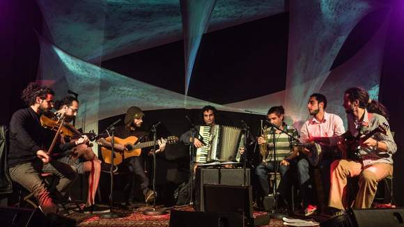 Orphe - Worldmusic ethno-fusion Jazz Tango Oriental  Live Act in Berlin