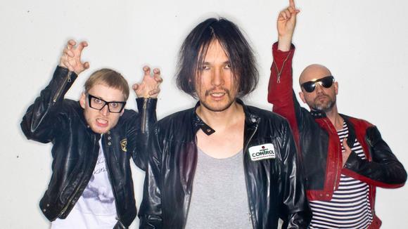 The World Domination - Alternative Elektro Punk Garage Rock Live Act in Erfurt