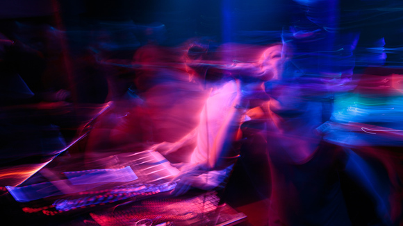 IT'S EVERYONE ELSE - Electro Noise Post-Industrial Pop Synth-Rock Live Act in Ljubljana