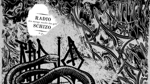 Radio Schizo - Punk Hardcore Punk Post-Punk Live Act in Berlin