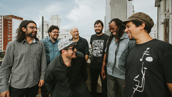 Lavoura - Nu Jazz Afro-Latin Psych Future Beats Brazilian Jazz Live Act in são paulo