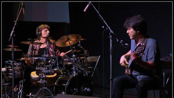 A2 Roger Blàvia & Dudu Penz - Drum 'n' Bass Live Act in Barcelona