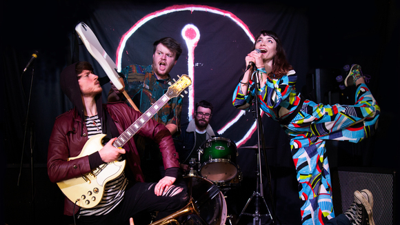 I Set The Sea On Fire - Alternative Rock Rock Alternative Funk Live Act in Sheffield