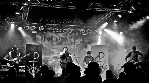 Abandon The Past - Heavy Metal Hardcore Live Act in Berlin